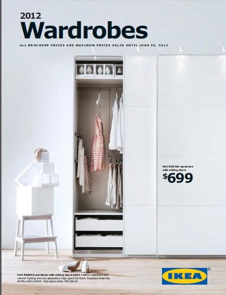 2012 IKEA Wardrobes USA