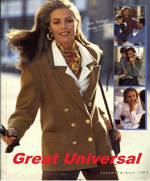 1993-1994 Great Universal Autumn/Winter