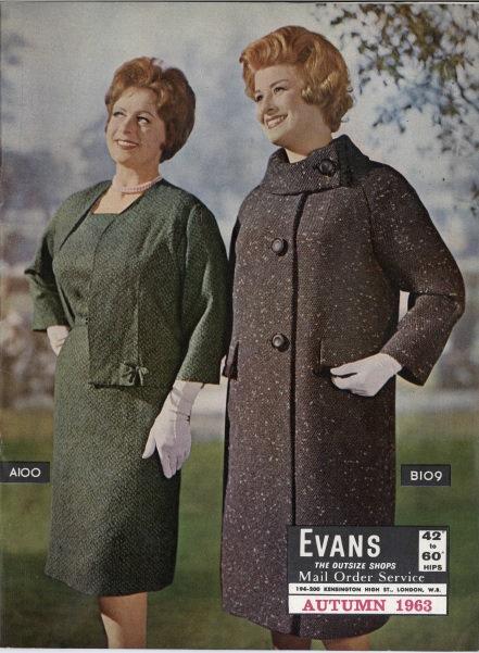 1963 Evans Autumn