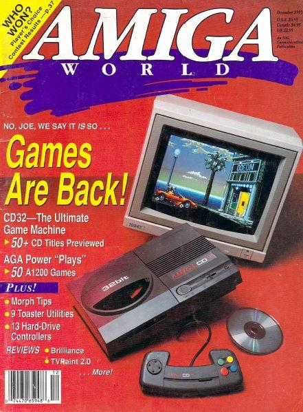 Amiga World Dec 1993