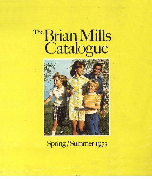1973 Brian Mills Spring/Summer