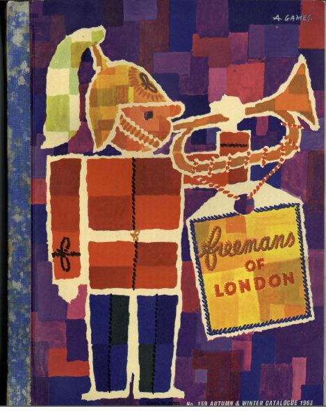 1963-1964 Freemans Autumn/Winter