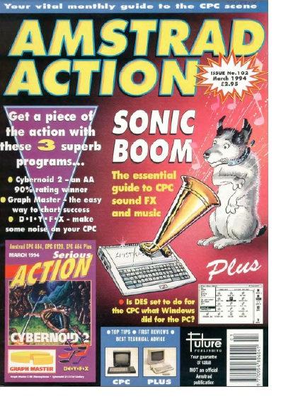 Amstrad Action Mar 1994