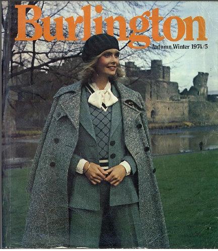 1974-1975 Burlington Autumn/Winter