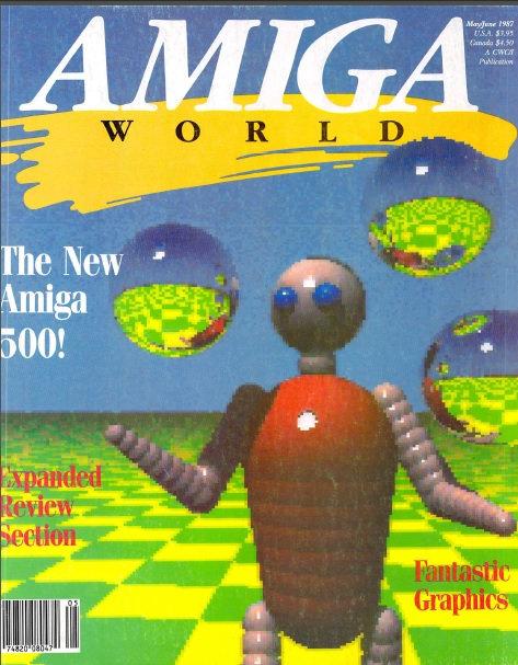 Amiga World May/June 1987