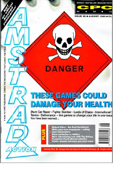 Amstrad Action Aug 1990