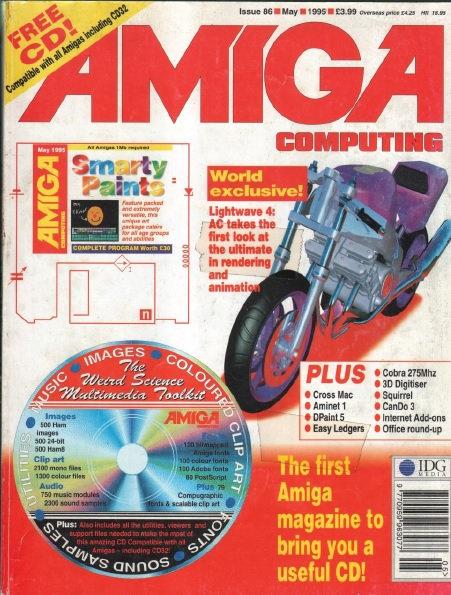 Amiga Computing May 1995