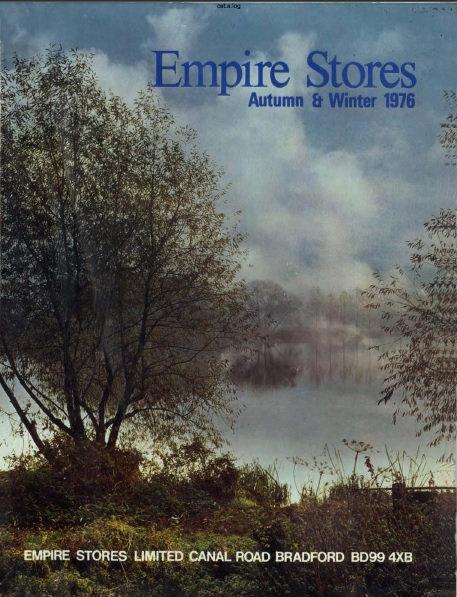 1976-1977 Empire Stores Spring/Summer
