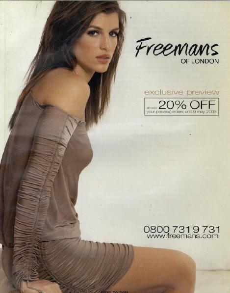 2003-2004 Freemans Autumn/Winter