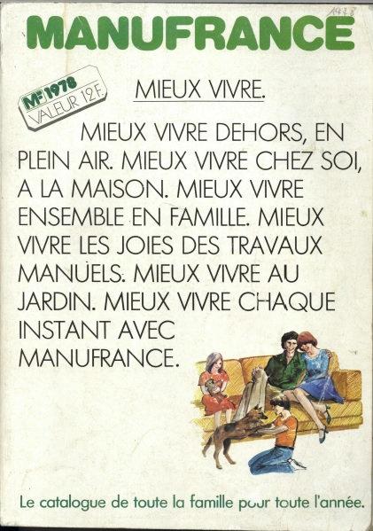 1978 Manufrance