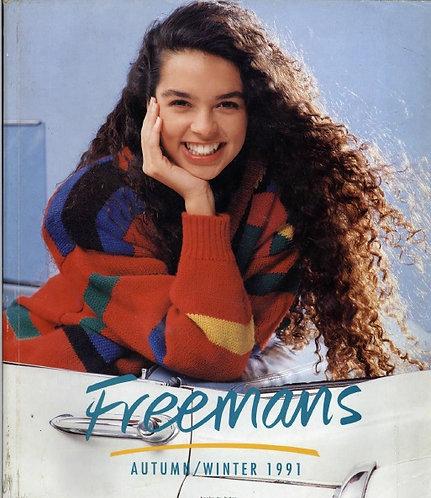 1991-1992 Freemans Autumn/Winter