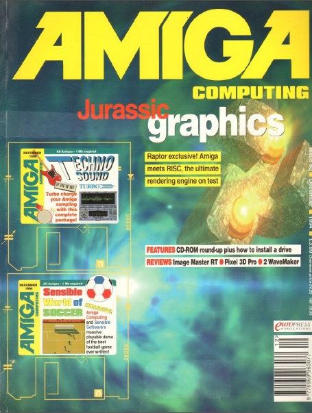 Amiga Computing Dec 1994