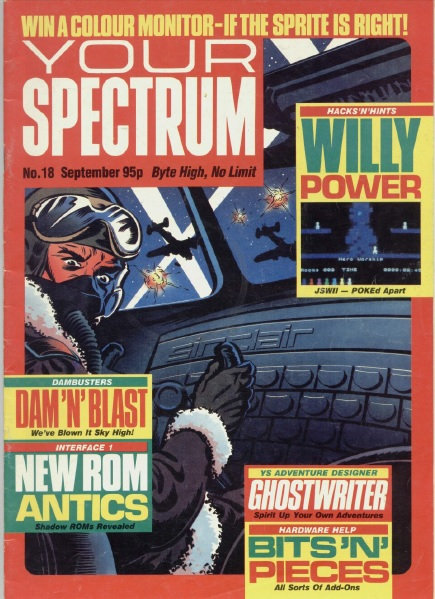 Your Spectrum Sep 1985
