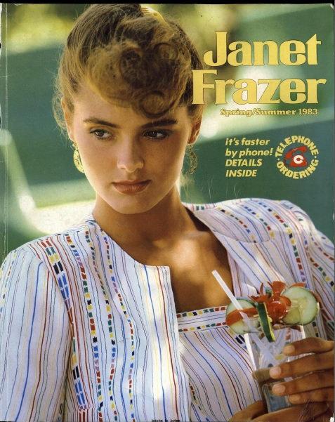 1983 Janet Frazer Spring/Summer