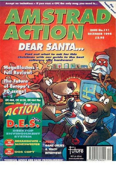 Amstrad Action Dec 1994