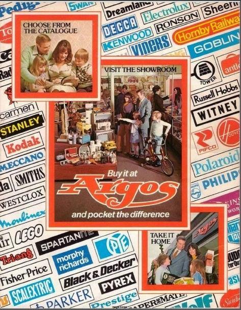 1976-1977 Argos Autumn/Winter