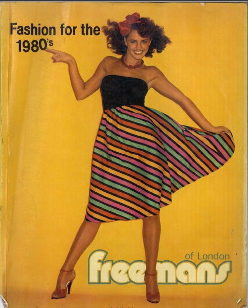 1980 Freemans Spring/Summer