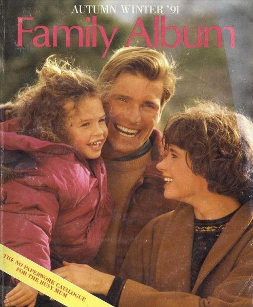 1991-1992 Family Album Autumn/Winter