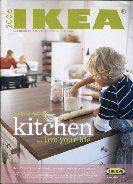 2006 IKEA Love Your Kitchen UK