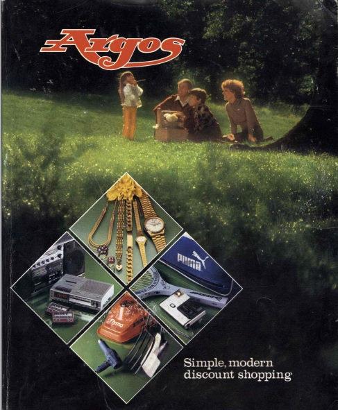 1983 Argos Spring/Summer
