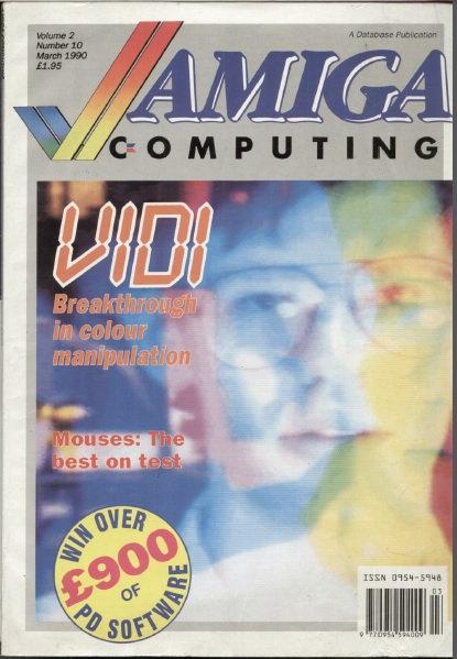 Amiga Computing Mar 1990