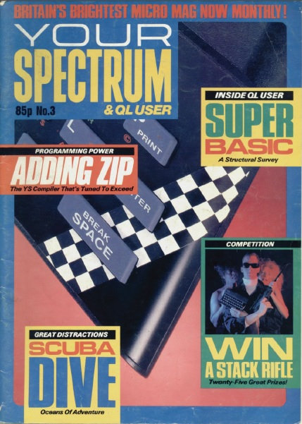 Your Spectrum May 1984