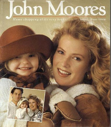 1989-1990 John Moores Autumn/Winter