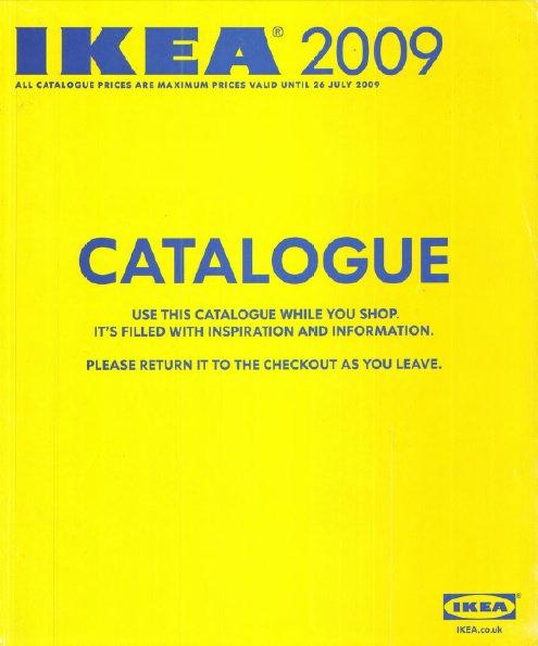 2009 IKEA UK