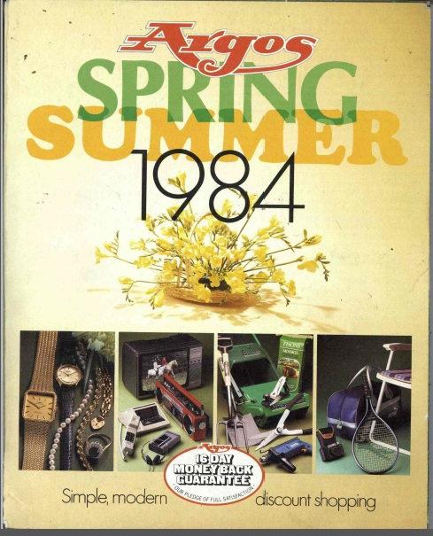 1984 Argos Spring/Summer