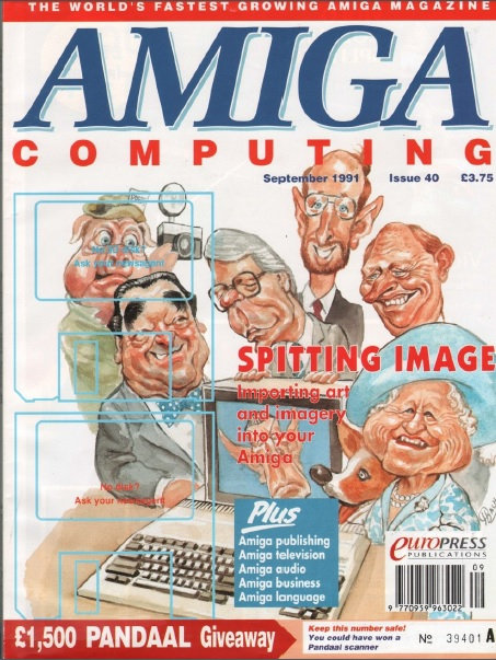 Amiga Computing Sep 1991
