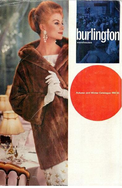 1962-1963 Burlington Autumn/Winter