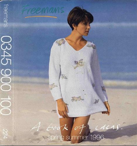 1996 Freemans Spring/Summer