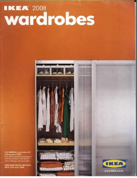2008 IKEA Wardrobes UK