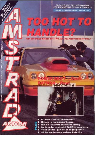Amstrad Action Dec 1989