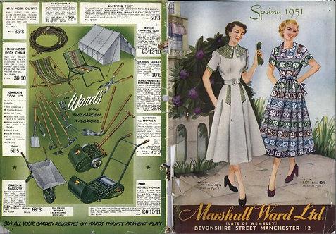 1951 Marshall Ward Spring/Summer