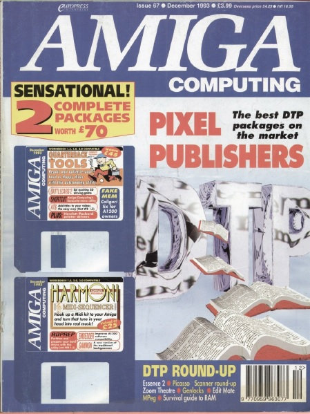 Amiga Computing Dec 1993