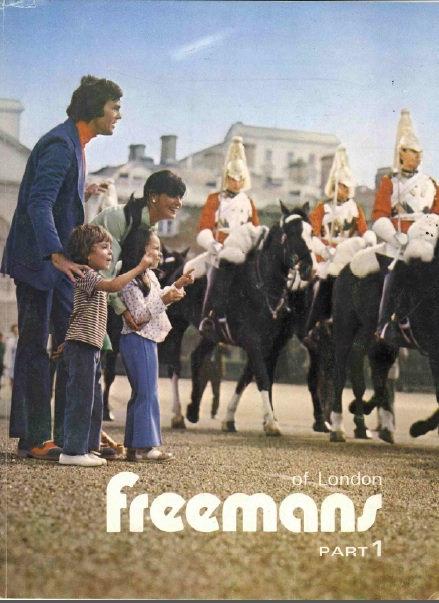 1973 Freemans Part 1 Spring/Summer