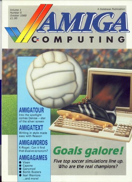 Amiga Computing Oct 1988