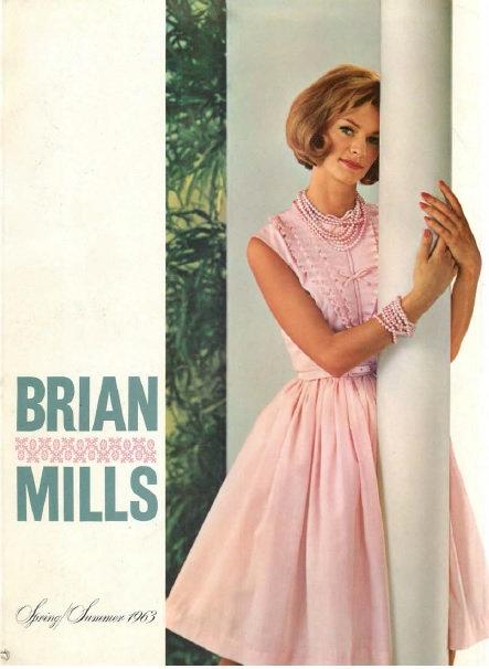 1963 Brian Mills Spring/Summer