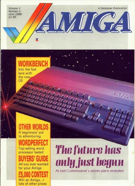 Amiga Computing June 1988