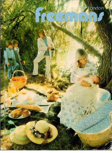 1974 Freemans Spring/Summer