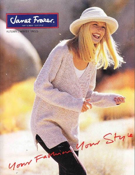 1995-1996 Janet Frazer Autumn/Winter