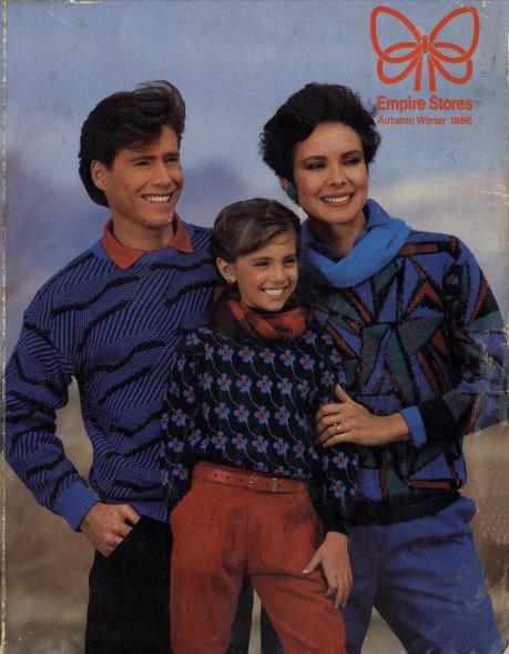 1986-1987 Empire Stores Autumn/Winter