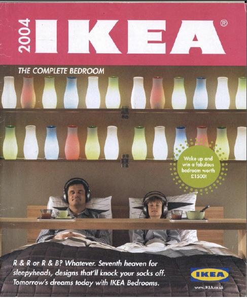 2004 IKEA The Complete Bedroom UK