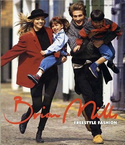 1993-1994 Brian Mills Autumn/Winter