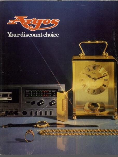 1981-1982 Argos Autumn/Winter
