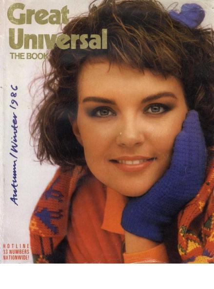 1986-1987 Great Universal Autumn/Winter