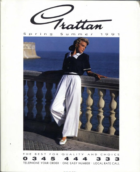 1991 Grattan Spring/Summer