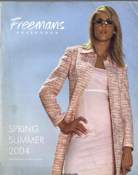 2004 Freemans Spring/Summer
