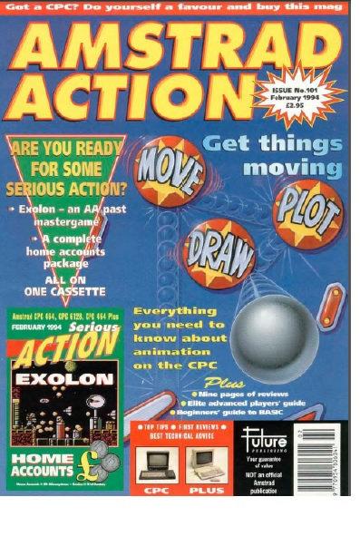 Amstrad Action Feb 1994